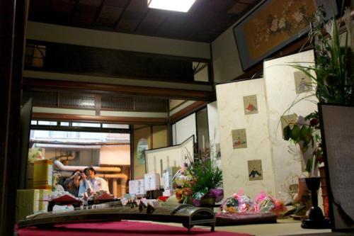 2009年 平野楽器店 奥住居
